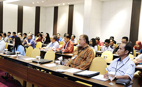 MSC Asean UC 2018 : Indonesia