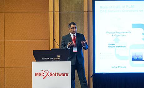 MSC Software UC 2018 - Singapore